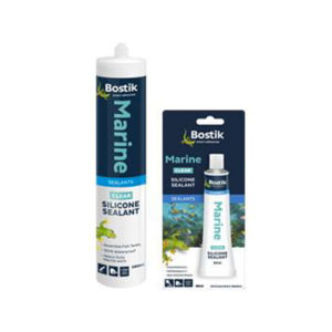 Bostik Marine Silicon Sealant