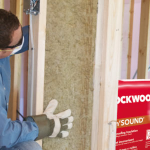 Rockwool Safe and Sound Insulation