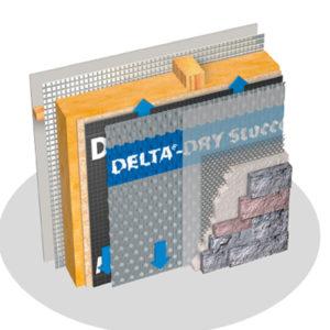 Delta Dry Stucco+Stone