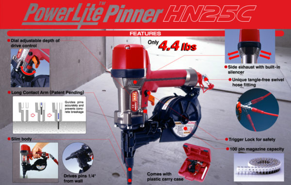 Max HN25C Gun